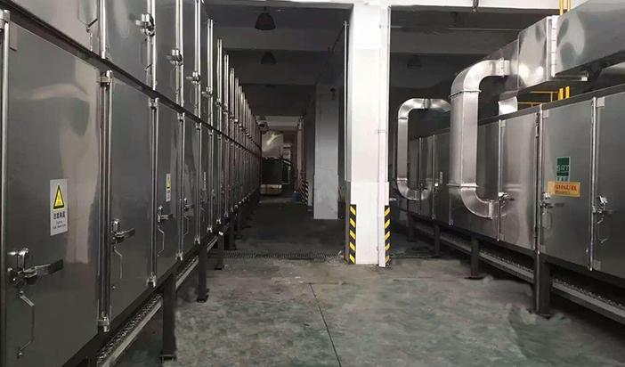 坚果生产线