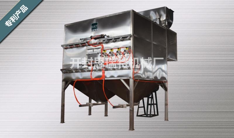 吴忠间歇式热风循环烘干机(专利产品)