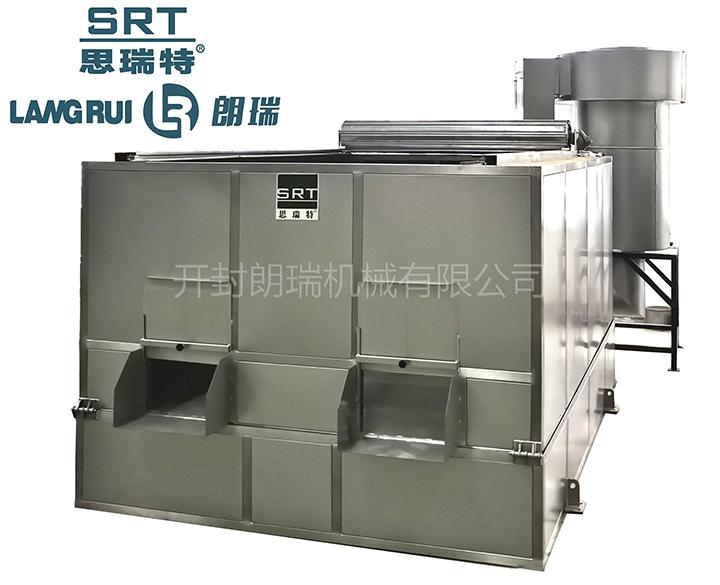 宁夏新型间歇式热风循环烘池