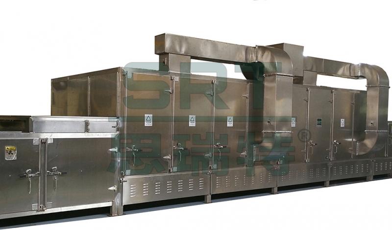热风双循环带式干燥机